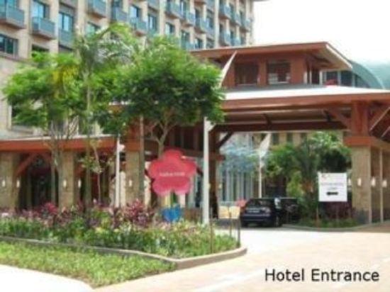 新加坡聖淘沙名勝世界節慶酒店(Resorts World Sentosa-Festive Hotel Singapore)外觀