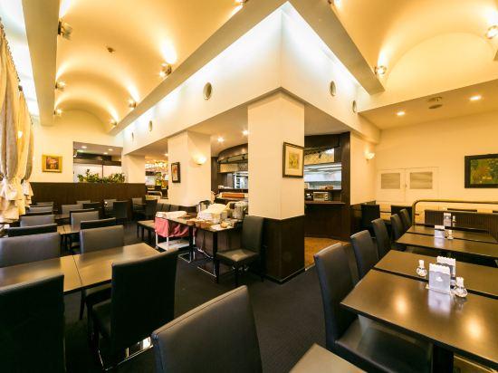 東京新宿新麗飯店(Hotel Sunlite Shinjuku Tokyo)餐廳
