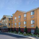 納什維爾田納西州立大學舒適酒店