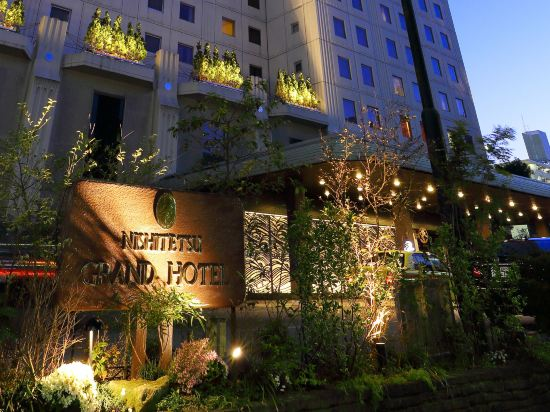 西鐵格蘭酒店(Nishitetsu Grand Hotel)外觀