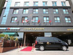 梧柳洞站酷普城市酒店(Coop City Hotel Oryu Station)