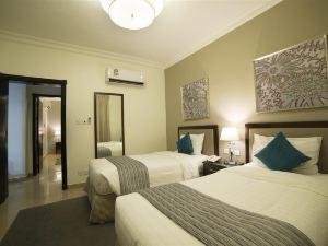達曼貝斯特韋斯特酒店