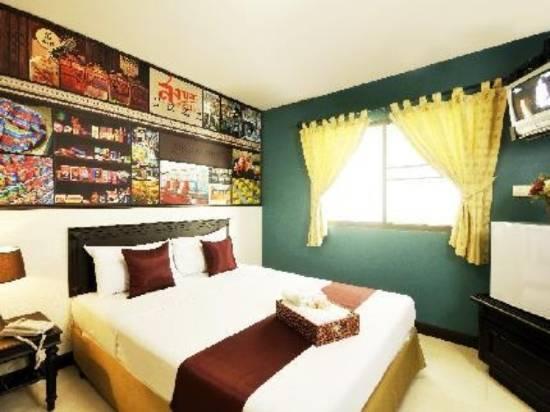 曼谷日卡旅館