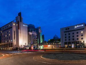 赫爾辛基麗笙藍標皇家酒店