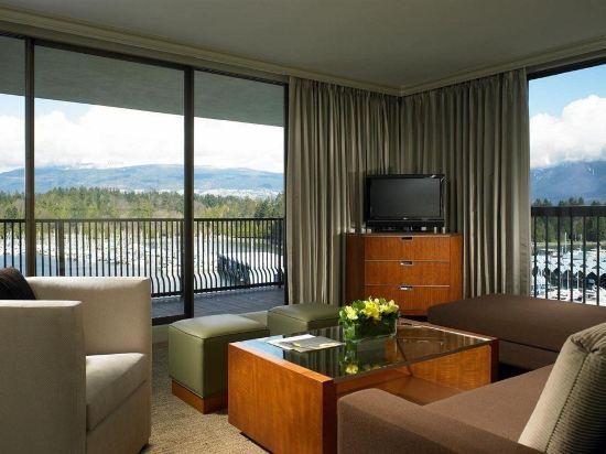 海柏温哥華威斯汀酒店(The Westin Bayshore Vancouver)公共區域
