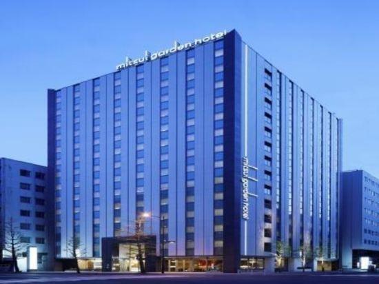 札幌三井花園酒店(Mitsui Garden Hotel Sapporo)外觀