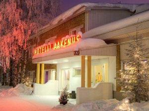 阿克內斯公寓式酒店(Hotel Aakenus Apartments)