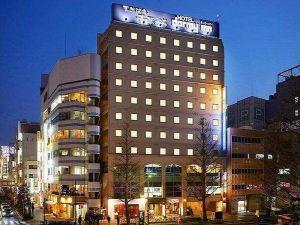 仙台多米附屬酒店(Hotel Dormy Inn Sendai Annex)