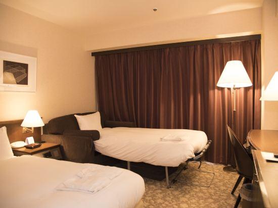 名古屋貝斯特韋斯特酒店(Best Western Hotel Nagoya)雙人房(帶沙發床)