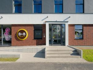 卡塞爾住宿加早餐酒店(B&B Hotel Kassel)