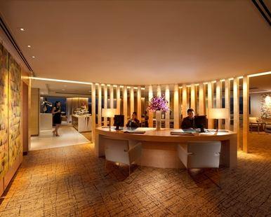 吉隆坡希爾頓逸林酒店(DoubleTree by Hilton Hotel Kuala Lumpur)行政套房