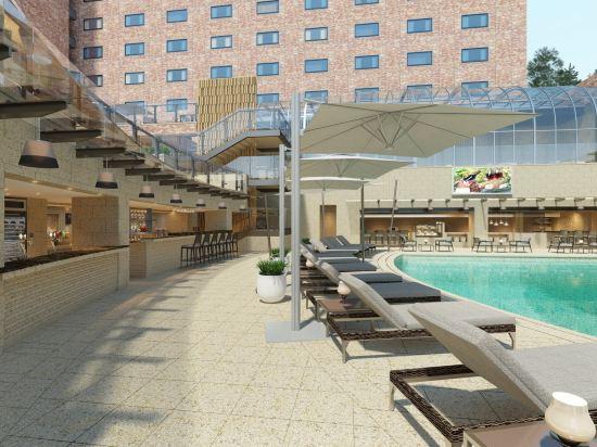 首爾新羅酒店(The Shilla Seoul)室外游泳池