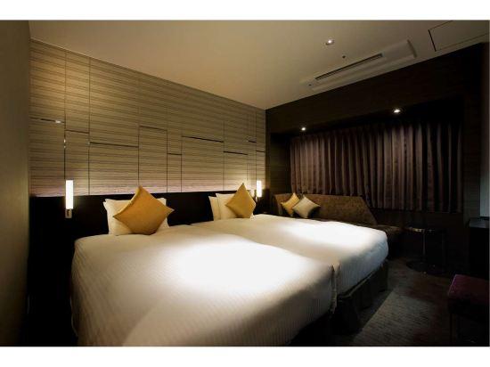 名古屋可信白河酒店(Hotel Trusty Nagoya Shirakawa)單人房