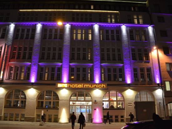 慕尼黑藝術酒店