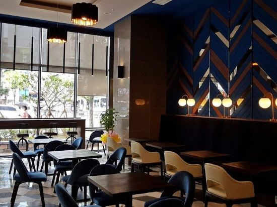 釜山斯坦福酒店(Stanford Inn Busan)餐廳