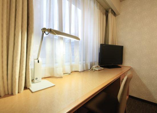 札幌站前里士滿酒店(Richmond Hotel Sapporo Ekimae)大床房