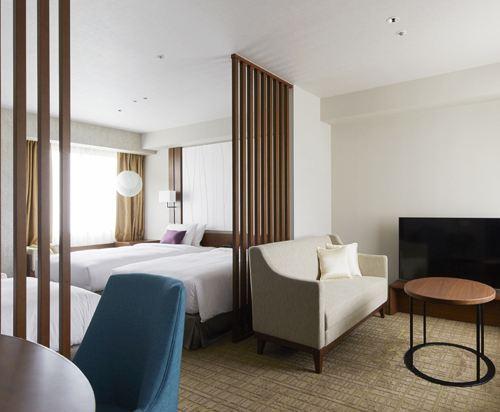 札幌京王廣場飯店(Keio Plaza Hotel Sapporo)尊貴四人房