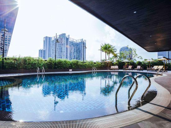 曼谷財富美爵酒店(Grand Mercure Bangkok Fortune)健身房