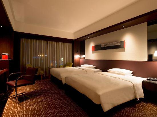 福岡君悅酒店(Grand Hyatt Fukuoka)君悅雙床房