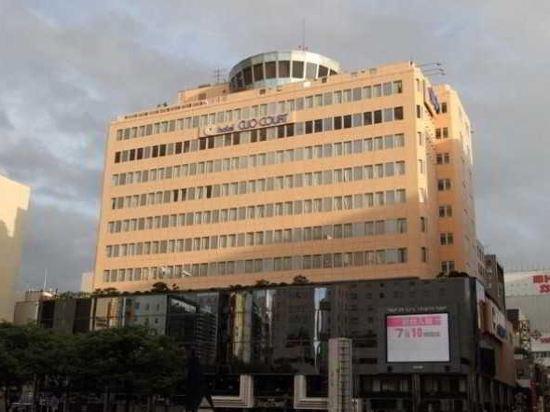 博多克萊奧苑酒店(Hotel Clio Court Hakata)外觀