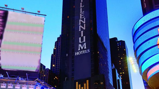 紐約時代廣場千禧酒店