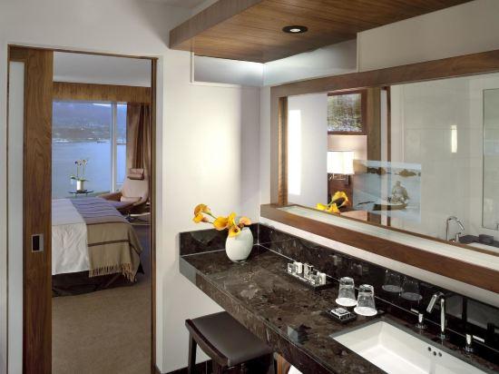 費爾蒙特環太平洋酒店(Fairmont Pacific Rim)費爾蒙特黃金房