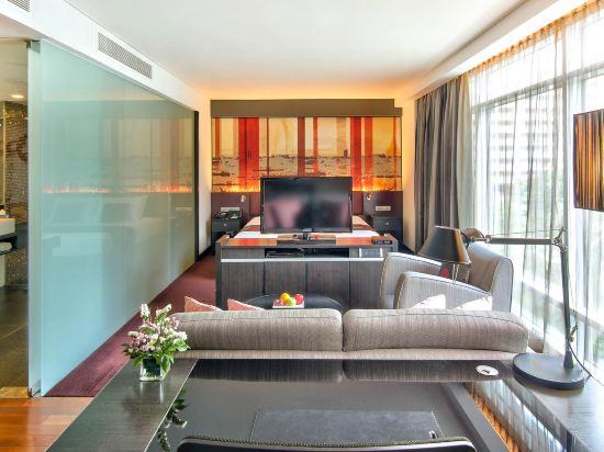曼谷18街麗亭酒店(Park Plaza Bangkok Soi 18)精緻套房