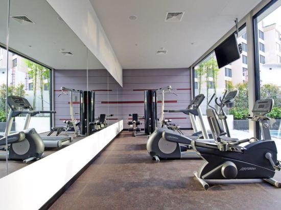 曼谷18街麗亭酒店(Park Plaza Bangkok Soi 18)健身房