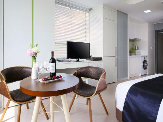 愛威爾8服務公寓酒店(Ever8 Serviced Residence)家庭房