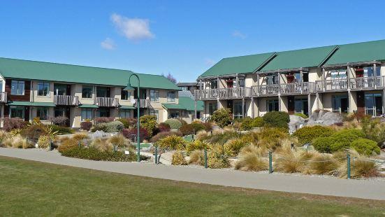 特卡波湖汽車旅館