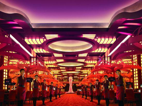 新加坡聖淘沙名勝世界逸濠酒店(Resorts World Sentosa - Equarius Hotel)餐廳