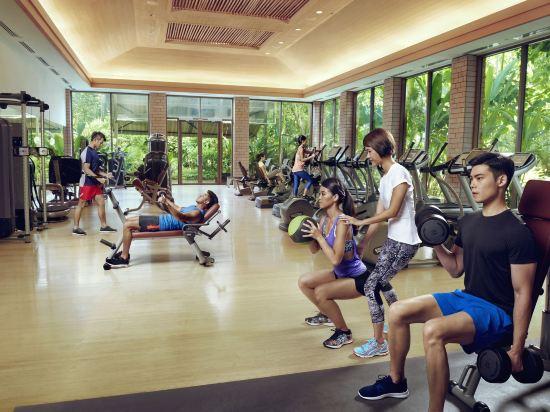 新加坡聖淘沙名勝世界逸濠酒店(Resorts World Sentosa - Equarius Hotel)健身房