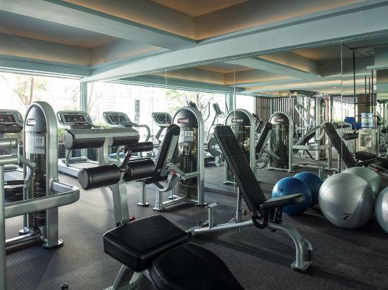 曼谷諾富特素坤逸20號酒店(Novotel Bangkok Sukhumvit 20)健身房