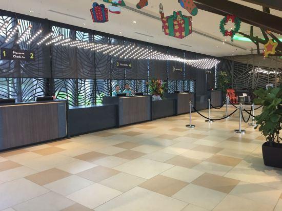 新加坡城東樂怡渡假村(D'Resort @ Downtown East Singapore)公共區域
