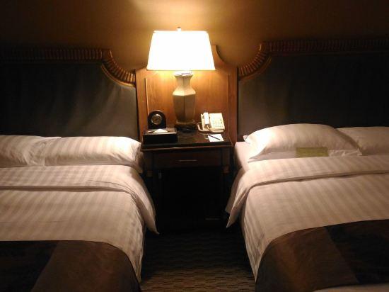 高雄漢來大飯店(Grand Hi-Lai Hotel)市景豪華客房