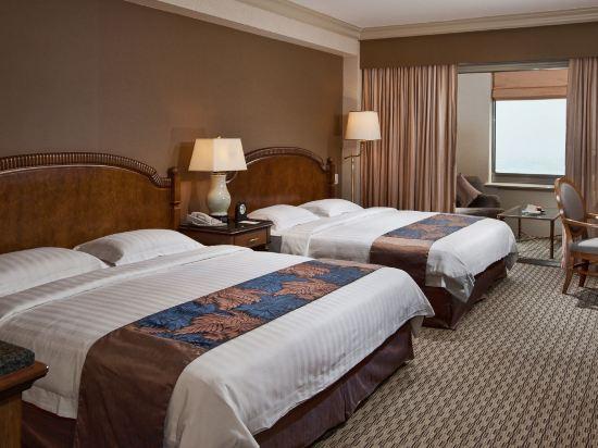 高雄漢來大飯店(Grand Hi-Lai Hotel)豪華家庭四人房