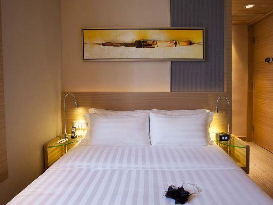 香港九龍珀麗酒店(Rosedale Hotel Kowloon)高級客房