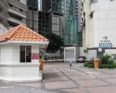 吉隆坡市中心園景套房服務公寓