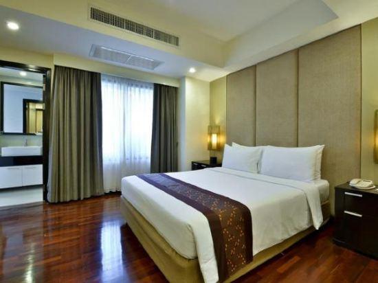 璀璨專享服務公寓(Abloom Exclusive Serviced Apartments)一卧室豪華房