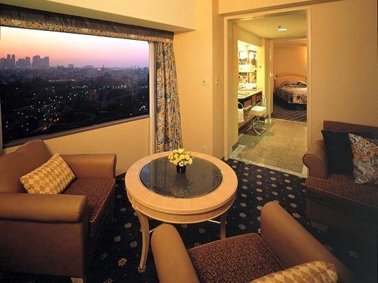 東京新大谷飯店花園樓(Hotel New Otani Tokyo Garden Tower)新大谷花園塔樓公爵套房