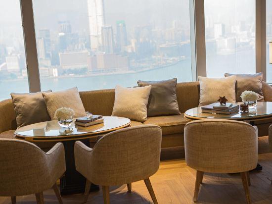香港萬麗海景酒店(Renaissance Harbour View Hotel Hong Kong)行政園景客房