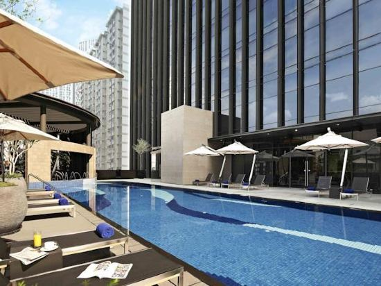 新加坡卡爾頓城市酒店(Carlton City Hotel Singapore)豪華客房