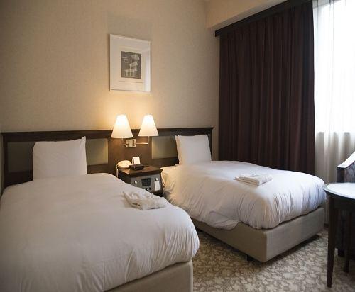 名古屋貝斯特韋斯特酒店(Best Western Hotel Nagoya)豪華雙床房