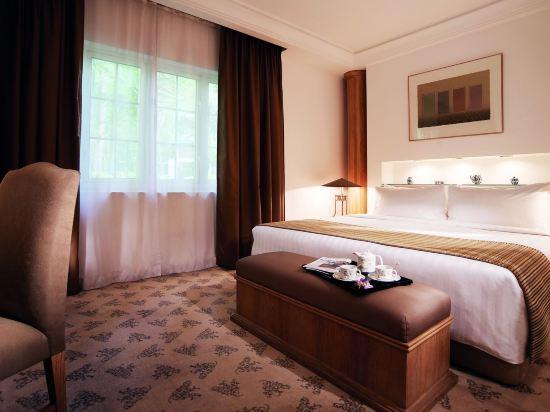 良木園酒店(Goodwood Park Hotel)精緻套房