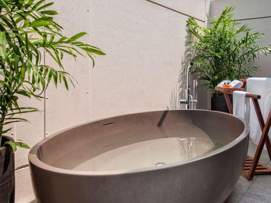 新加坡聖淘沙安曼納聖殿度假酒店(Amara Sanctuary Resort Sentosa)一卧室別墅(帶私人泳池)