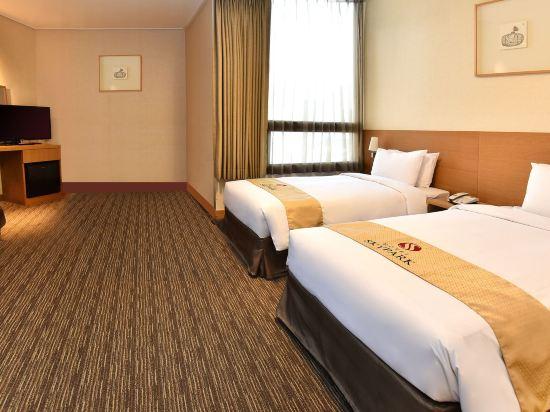 天空花園酒店明洞中心店(Hotel Skypark Central Myeongdong)轉角套房