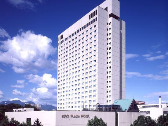 札幌京王廣場飯店(Keio Plaza Hotel Sapporo)外觀