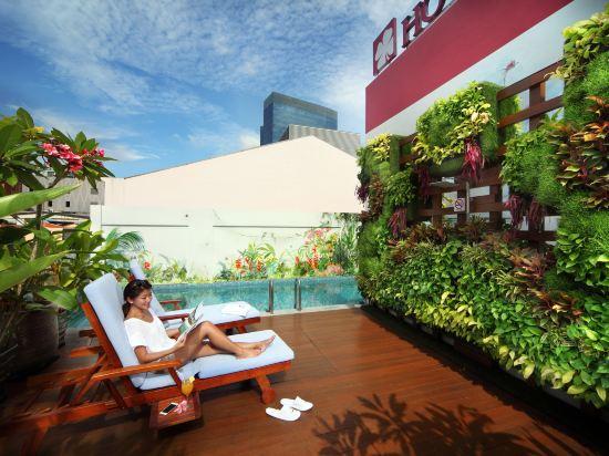 新加坡客來福酒店香港街5號(Hotel Clover 5 Hong Kong Street Singapore)其他