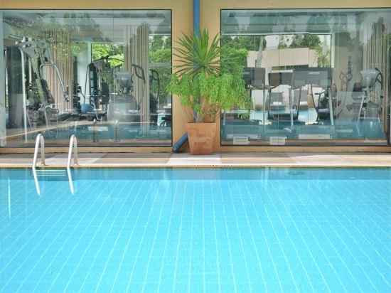 璀璨專享服務公寓(Abloom Exclusive Serviced Apartments)室內游泳池