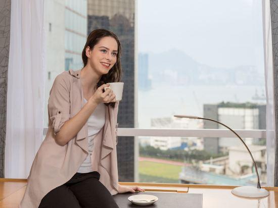 香港諾富特世紀酒店(Novotel Century Hong Kong)套房